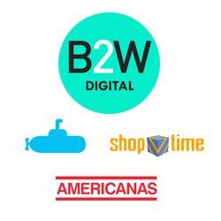 integração b2w, submarino, americanas, shoptime