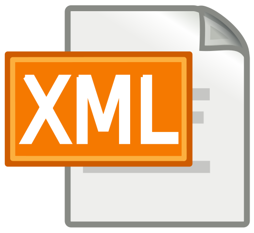 icone de xml