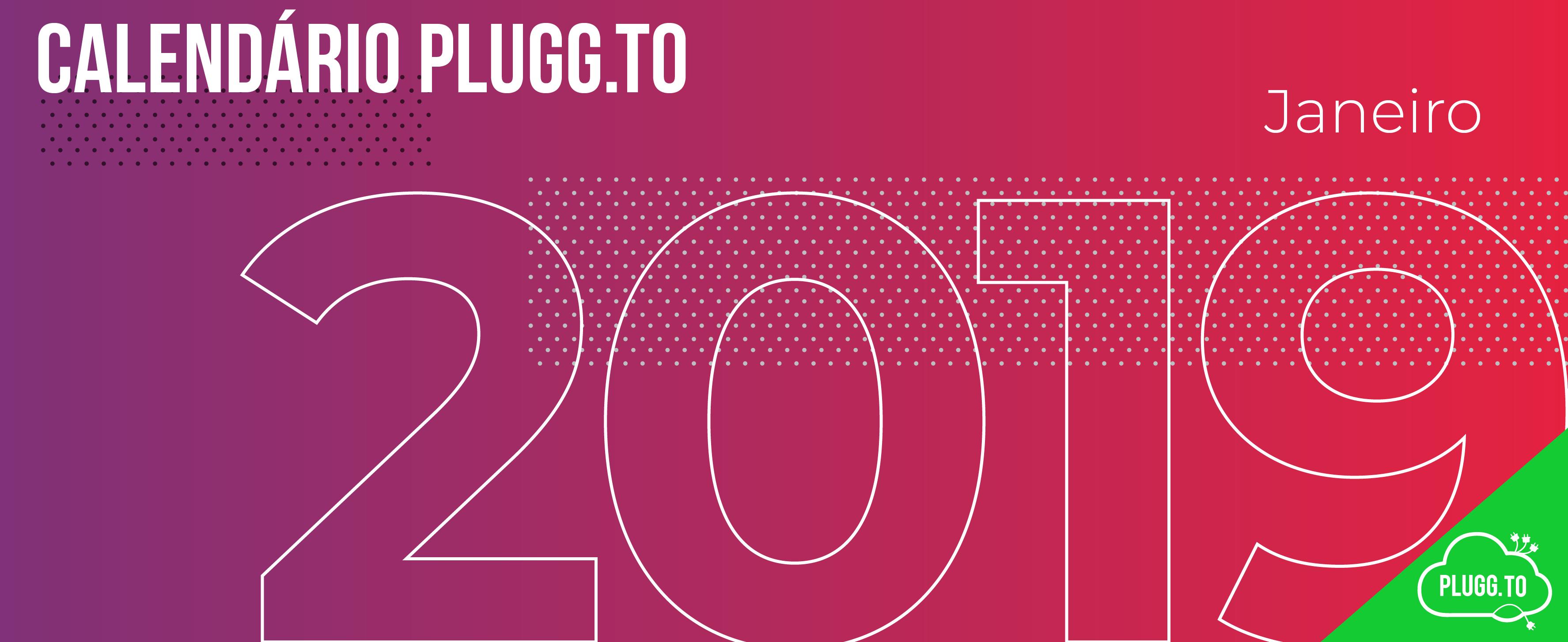 Calendário Plugg.To – Datas de Janeiro para o E-commerce
