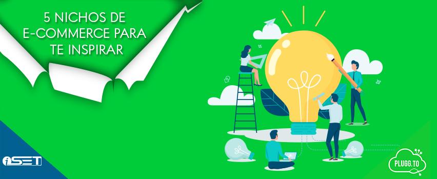 5 nichos de e-commerce para te inspirar!