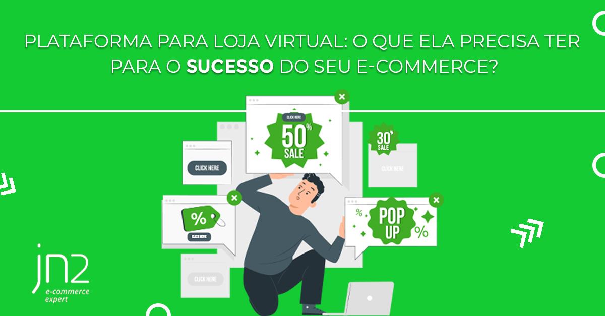 Plataforma loja virtual: o que ela precisa ter? – Plugg.to