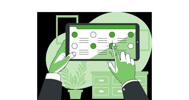 ilustracao-programa-pontos-fidelizar-clientes